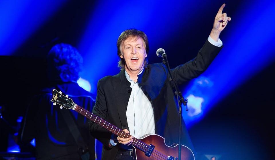 Paul McCartney recupera direitos de autor das músicas dos The Beatles - ibitipoca blues