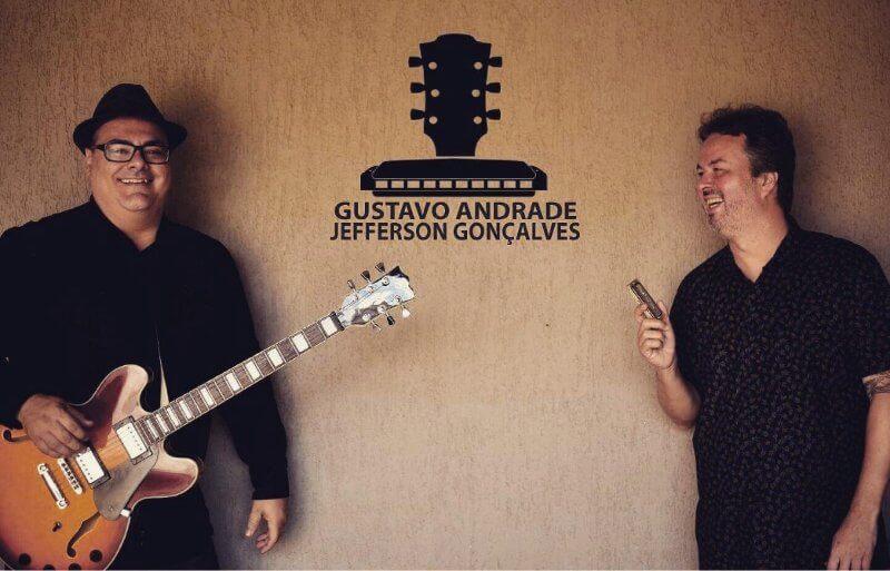 Atração Ibitipoca Blues Gustavo Andrade e Jefferson Gonçalves