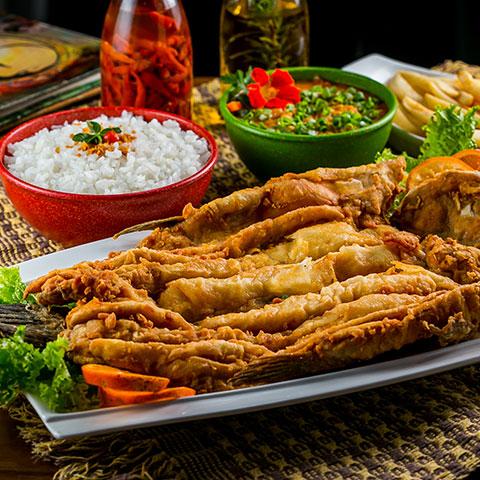 restaurante e bar Ibitilua